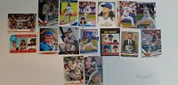Jacob DeGrom Baseball Card Lot:Mixed Years/Makes NR-Mint New York Mets