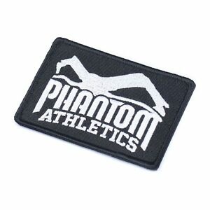 PHANTOM ATHLETICS Aufnäher | Patch Klettverschluss | Functional Fitness Training
