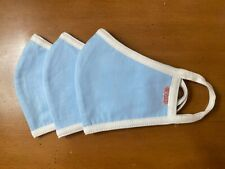 3PCS FACE MASK 3 Layers, Breathable, Washable, Size XL /FREE SHIPPING