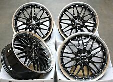"18"" B P 190 ALLOY WHEELS FIT AUDI BMW DACIA DAEWOO FIAT NISSAN & SMART SEE LIST"