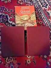 American Heritage Colonial America, 2 volumes boxed set 1967 Hardcover