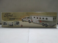 First Gear Ford F-250 with Exiss Horse Trailer