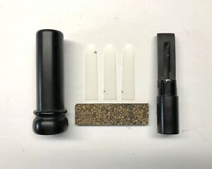 Kirk McCullough friction fit  duck call cut down kit (olt style) Black Single