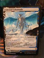eng coat celeste-celestial mantle mtg zendikar * mrm