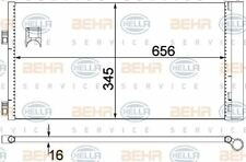 8FC 351 319-644 HELLA Condenser  air conditioning