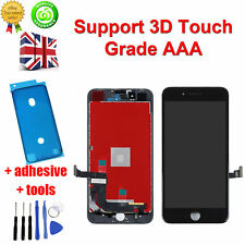 """For iPhone 8 Plus 5.5"""" LCD Digitizer Screen Replacement Black Original 3D Touch"""