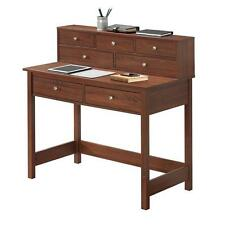 Elegant Desk Hall Table with Storage