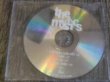 The Mystics:   Lucy's Factory  four track promo CD