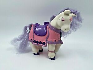Keypers Tonka Pferd Diamond Figur rosa lila vintage ohne Schlüssel