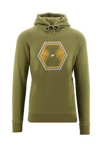 Blackbrand Mahalo Hoody Men Hooded Sweater for Men Khaki