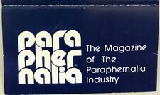 PARAPHERNALIA Magazine—American Dream 70s—Papiers a Cigarette Rolling Papers