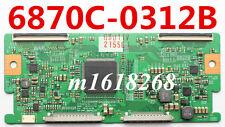 T-con Board 6870C-0312B LG 47LK520-UA 6870C0312B  32/37/47 FHD 120HZ VIZIO SONY