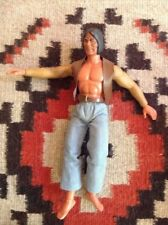 Mattel Big Jim, Warpath Wolf Pack P.A.C.K. action figure 1975 vintage