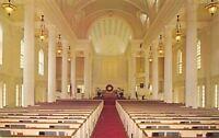 Waikiki Hawaii~Central Union Church~United Church of Christ Interior~1960s PC