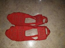 Stabil Shoe Traction Red Size M Slip Ons
