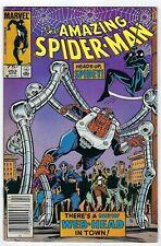 Amazing Spider-Man Vol 1 # 263 VF Marvel Canadian Price Variant 1985