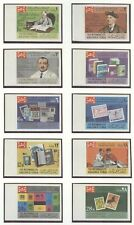 YEMEN Kingdom Olympic Games 1968 World Stamp Collecting MNH Imperforated set