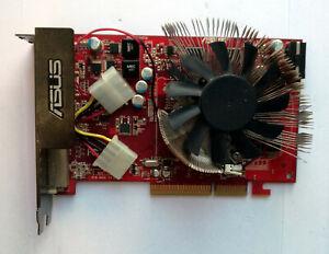 Asus AH3650 ATi Radeon HD3650 512MB AGP VGA Card - Test OK!