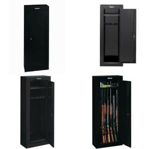 Stack On Gun Cabinet 8 Security Rifles Shotgun Convertible Locker Storage Safe