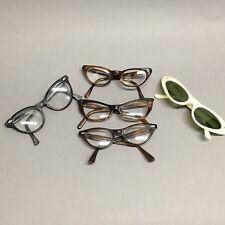 5 True Vintage Cat Eye Frames Sun Eye Glasses Eyeglasses Sunglasses MCM