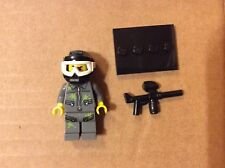 Lego Paintball Player Series 10 Minifigure with Paintball Gun 71001