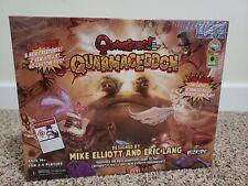 Quarriors Quarmageddon Dice Card Board game x2