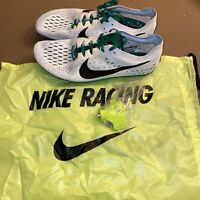 Nike Zoom Victory 3 Oregon Track Club Racing Shoes Men's Sz 8.5 Green AV3157-100