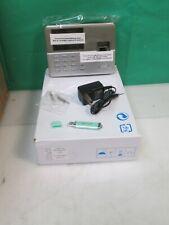 Timedox Silver Lx50 Biometric Fingerprint Time Clock Scanner Brand New In Box