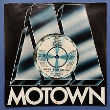 Billy Preston & Syreeta - With You I'm Born Again / Sock-It Rocket - TMG1159 Ex+