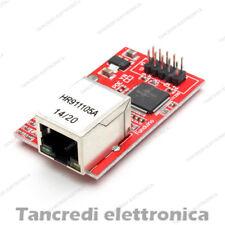 MINI MODULO SHIELD W5100 RETE ETHERNET LAN UNO MEGA BOARD (arduino-compatibile)