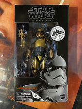 Star Wars Black Series Target Exclusive Galaxy's Edge Commander Pyre New In Hand