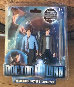 Doctor Who Eleventh Doctor Crash Set Figure.