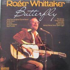 ROGER WHITTAKER - BUTTERFLY  - LP