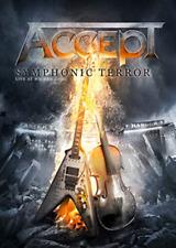 Symphonic Terror ACCEPT 2 cd+ dvd