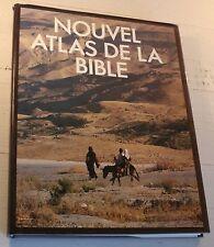 NOUVEL ATLAS DE LA BIBLE EDITION DU FANAL