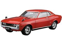Aoshima 53188 1/24 The Model Car 36 Toyota TA22 CELICA 1600GT '72 from Japan F/S