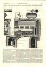 1894 dire ZUCCHERIFICIO Parigi sistematica la produzione di caldaie a vapore da 68