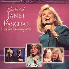 The Best Of - Janet Paschal (CD)