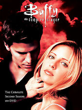 BUFFY The VAMPIRE SLAYER -  DVD The Second  Season NEW SEALED