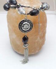 Künstliche runde Modeschmuck-Halsketten & -Anhänger mit Zirkonia-Hauptstein