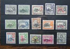 Guyana 1966 - 67 to $5 Used