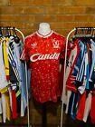 Retro Liverpool Football Shirt Large