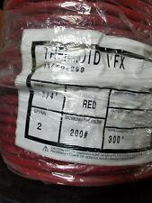 14 Thermoid Vfx 200psi 300 Foot Spool Bulk Mpn 114504299 Air Hose Line