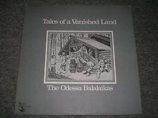 The Odessa Balalaikas~Tales of a Vanished Land~1978 Private Label~Insert