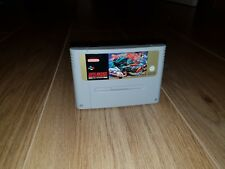 Streetfighter 2 (II) Super Nintendo SNES Cartridge PAL