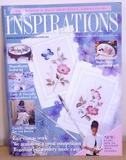 # 30 INSPIRATIONS EMBROIDERY MAGAZINE   2001 OOP AUSTRALIAN RARE ISSUE