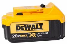 New Genuine Dewalt 20 Volt MAX 4.0 Ah Lithium Ion Battery # DCB204