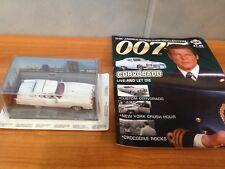 James Bond Car Collection No 22 Corvorado - Live & Let Die+ Magazine