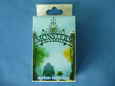 MONSTERS UNIVERSITY  MYSTERY BOX with 2  Disney Pins Pin  NEW in box