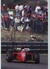 Gerhard Berger Ferrari 412 T2  European Grand Prix 1995 Signed Photograph